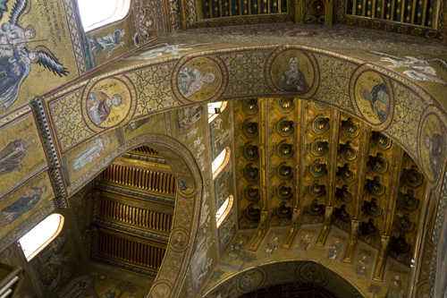 monreale cathedral clng