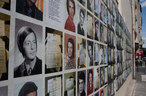 wall of memory