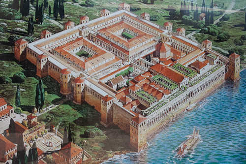 Split The Old Town And Diocletian S Palace Stephanie E