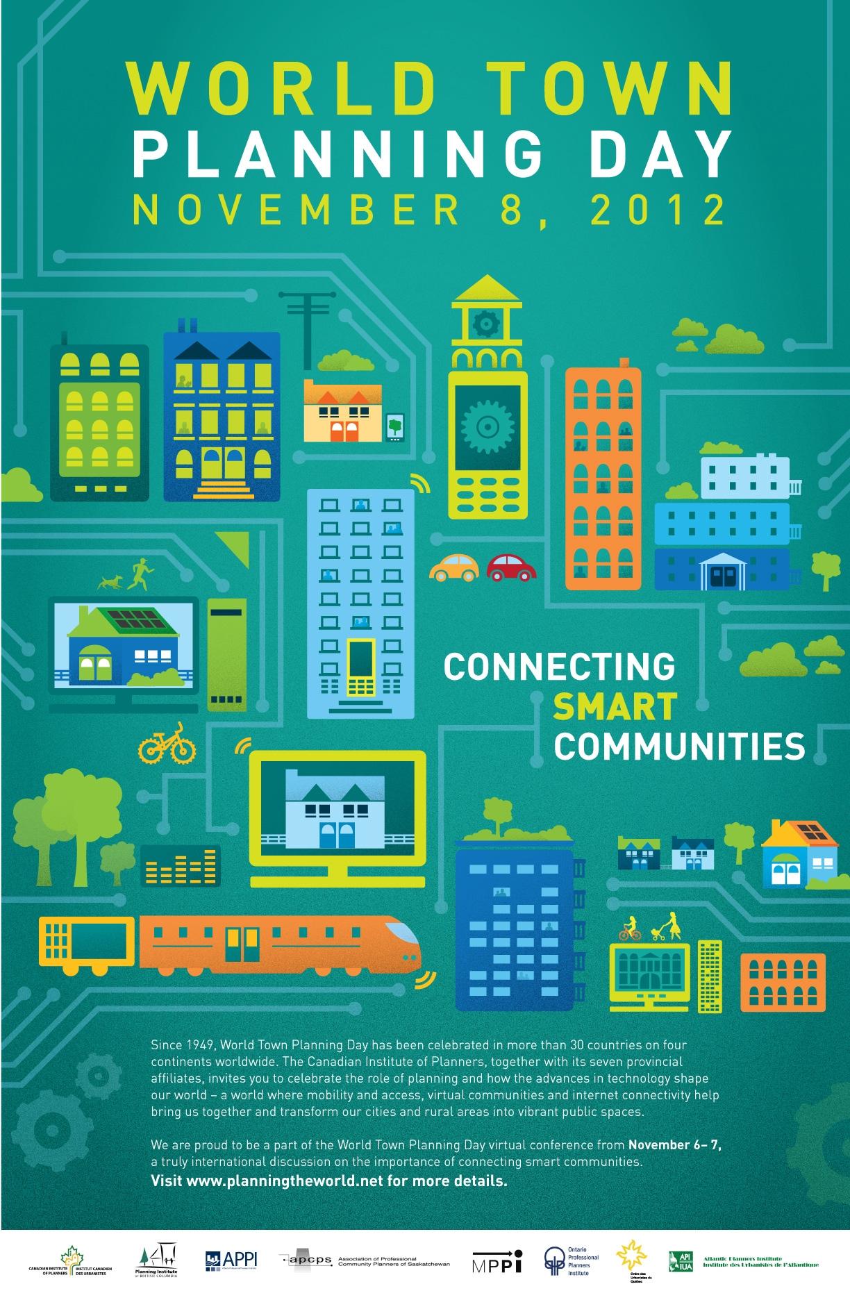 planning technology poster town smart conference calvet stephanie tag australia stephaniecalvet