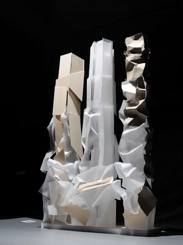 Architect craig webb expands on plans for mirvish gehry for Conceptual model architecture