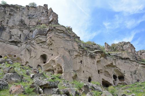 Ihlara Valley gorge
