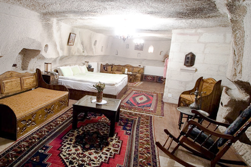 Cappadocia cave hotel_Garamisu
