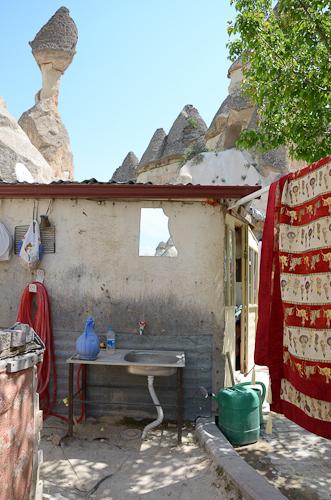 Cappadocia-rock formations