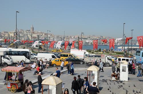 Istanbul_Galata Bridge