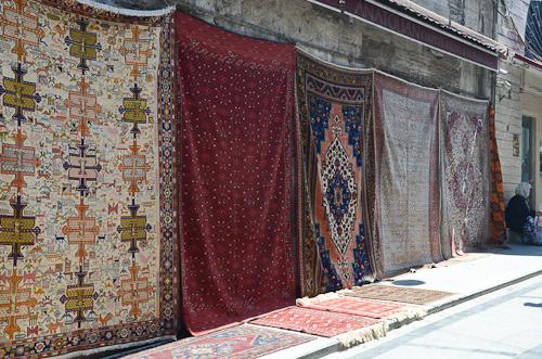 Istanbul_Turkish carpets