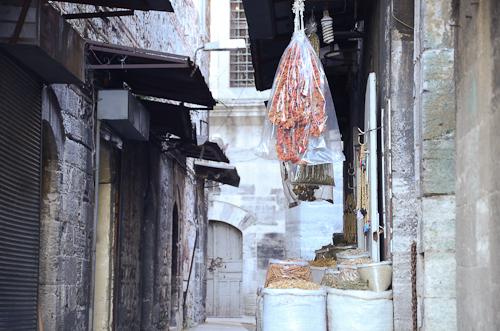 Istanbul_Spice Bazaar offerings