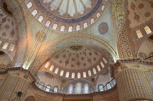 Calvet_The Blue Mosque
