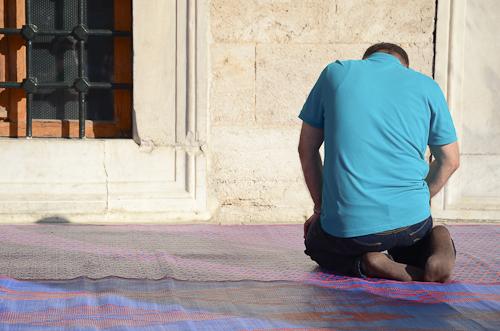 Istanbul_sole prayer