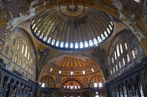 Istanbul_Hagia Sofia