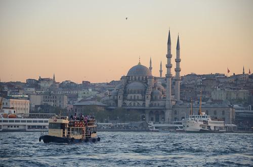 Calvet_Istanbul at sunset
