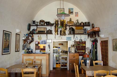 Krinaki restaurant, Finikia