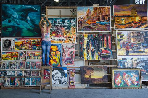 Mercado de Artesanía San José