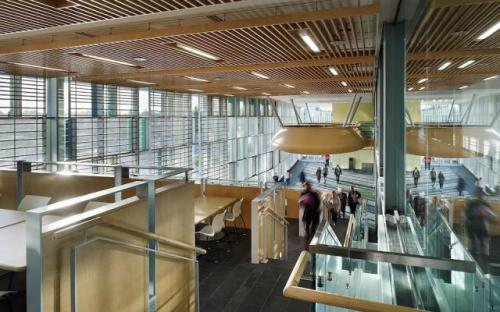 Algonquin Centre_interior