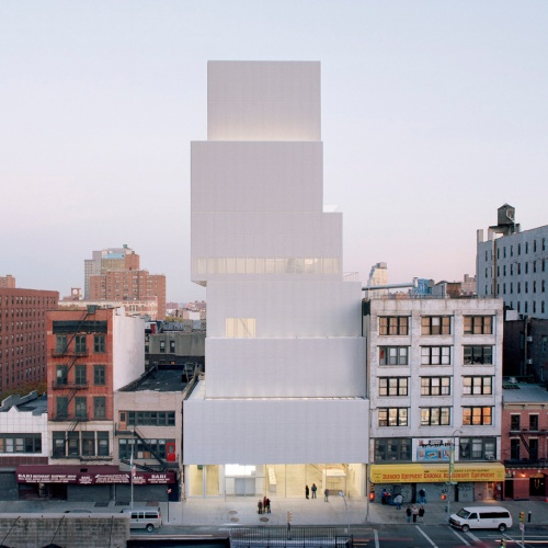 New Museum of Modern Art, Hisao Suzuki, SANAA