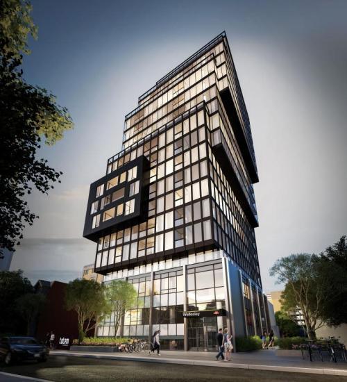 Totem Condos, Worsley Urban Partners, RAW Design