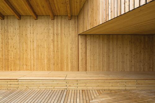 Natural Swimming Pool, Riehen, Switzerland. Architects: Herzog & de Meuron. Photo by Leonardo Finotti.