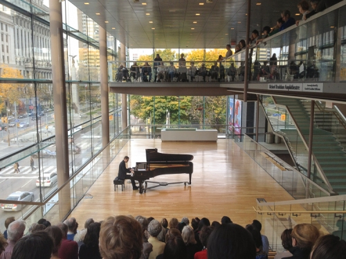 Icelandic pianist Víkingur Ólafsson