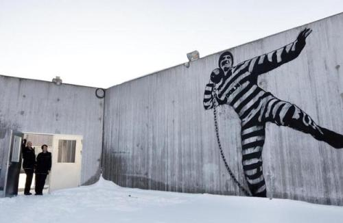 Halden Prison, the world's most humane prison. Photo by Heikki Färm.