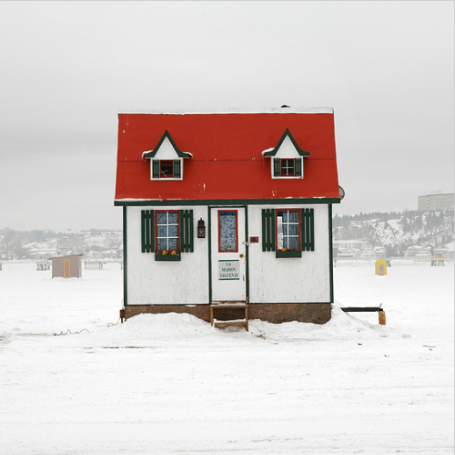 Richard Johnson_Ice hut_Quebec-2