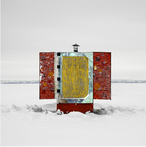Richard Johnson_Ice hut_Saskatchewan-1