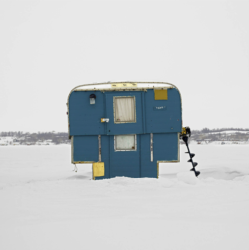 Richard Johnson_Ice hut_Saskatchewan-2